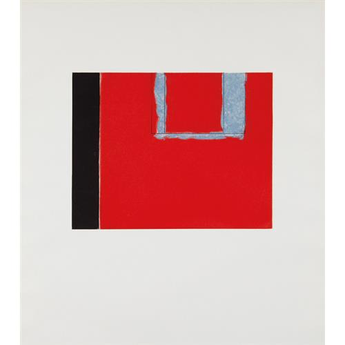 ROBERT MOTHERWELL - Untitled, 1975