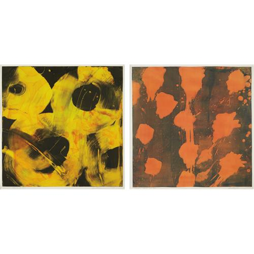 MARYLYN DINTENFASS - Good and Plenty 34 #5; and #9, 2003