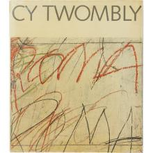AFTER CY TWOMBLY - Zeichnugen 1953-1973, 1973