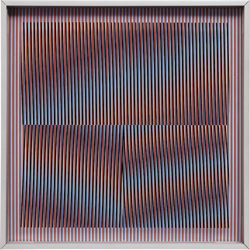 CARLOS CRUZ-DIEZ - Cromointerferencia, 1978
