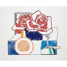 TOM WESSELMANN - Scribble Version of Still Life no.58, 1991