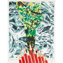 JAMES ROSENQUIST - Katonah Muse, 1993
