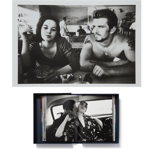 DENNIS HOPPER - Biker Couple, 1961/2009