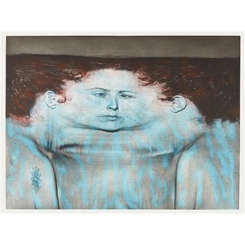 KIKI SMITH - My Blue Lake, 1995