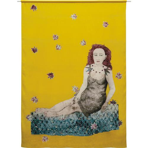 KIKI SMITH - Sitting with a Snake, 2007