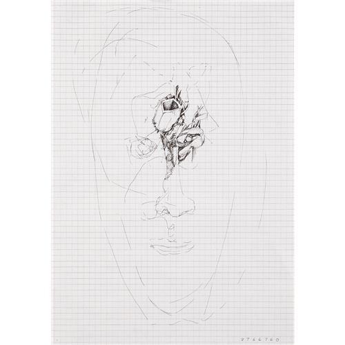 JONATHAN BOROFSKY - Drawing, 2766760, 1981