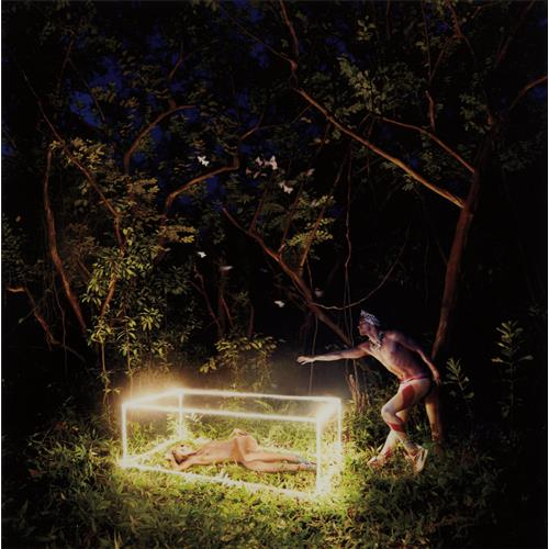 DAVID LACHAPELLE - First I Need Your Hand, Then Forever Can Begin, Hawaii, 2009