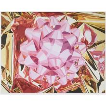JEFF KOONS - Pink Bow, from the Celebration Series, 2013
