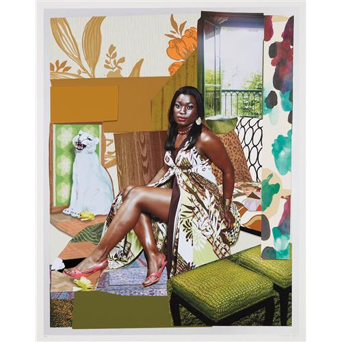 MICKALENE THOMAS - I Have Been Good to Me, 2015