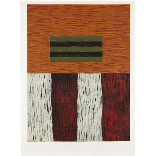 SEAN SCULLY - This Way Up, 1993