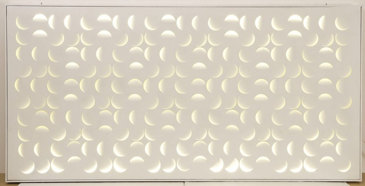 """Arabesco"" series wall light, ca. 1960"