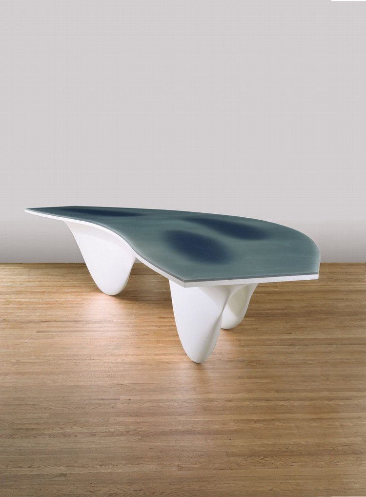"Prototype ""Aqua Table,"" 2005"