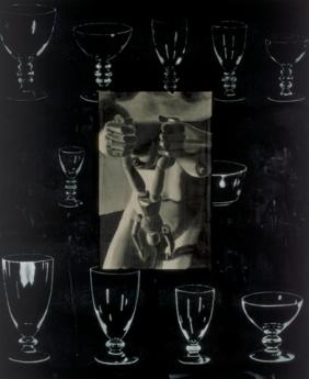 DAVID SALLE (b. 1952) UNTITLED acrylic and...