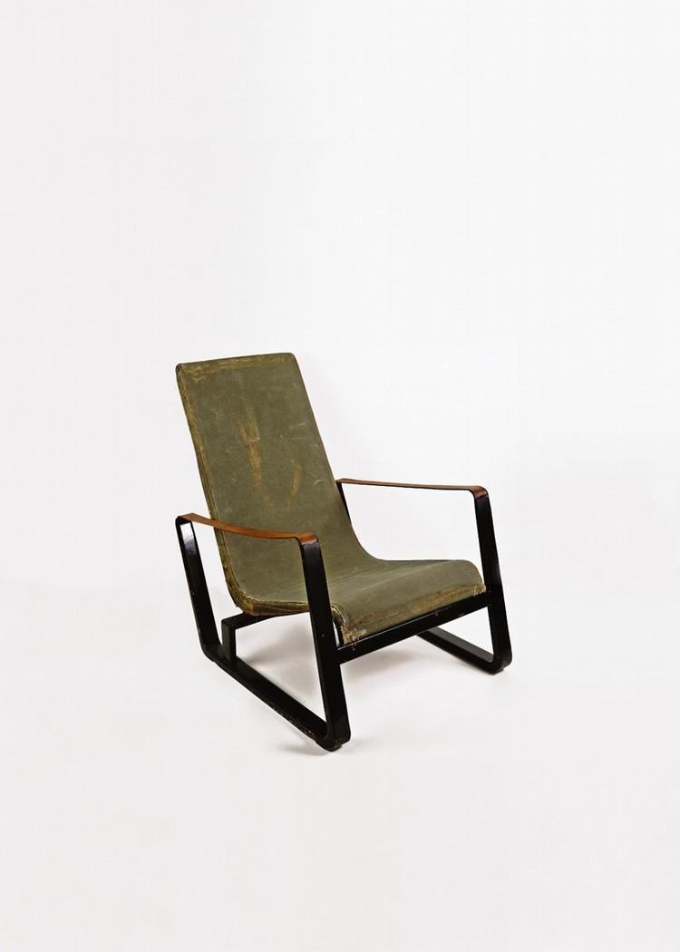 """""""Cité"""" armchair,"""