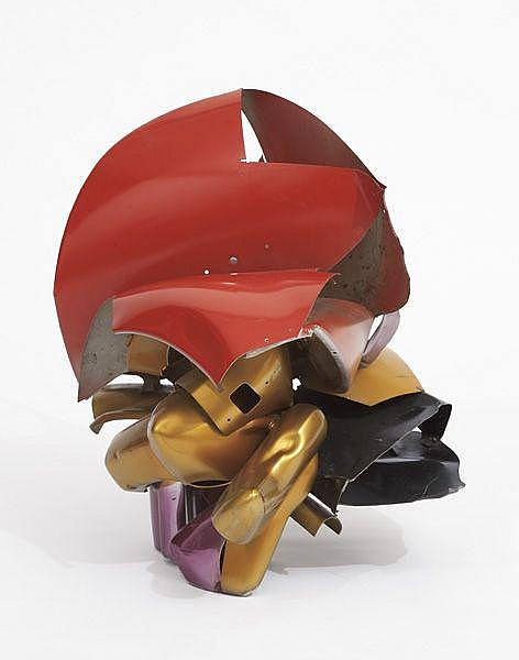 JOHN CHAMBERLAIN Mr. Moto, 1963 Painted and