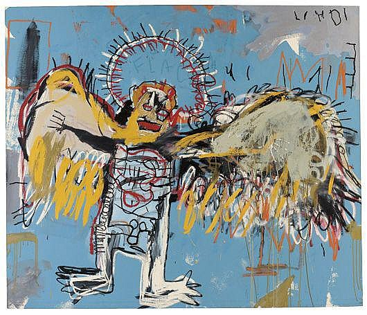 Jean Michel Basquiat Artwork For Sale At Online Auction