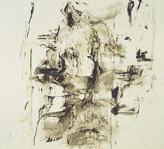 CECILY BROWN Hard, Fast and Beautiful, 2000 Oil on