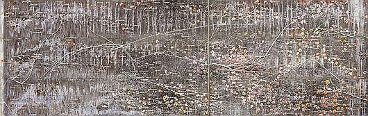 ANSELM KIEFER The Secret Life of Plants, 2001 Oil