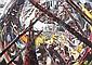 Contemporary Art:    JIN MEYERSON Floodplain, 2005, Jin Meyerson, Click for value