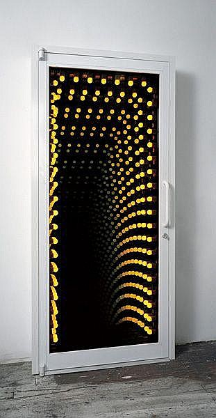 Contemporary Art:  IVAN NAVARRO Dead End, 2007