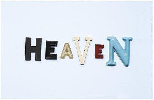 Contemporary Art:  JACK PIERSON Heaven, 1992