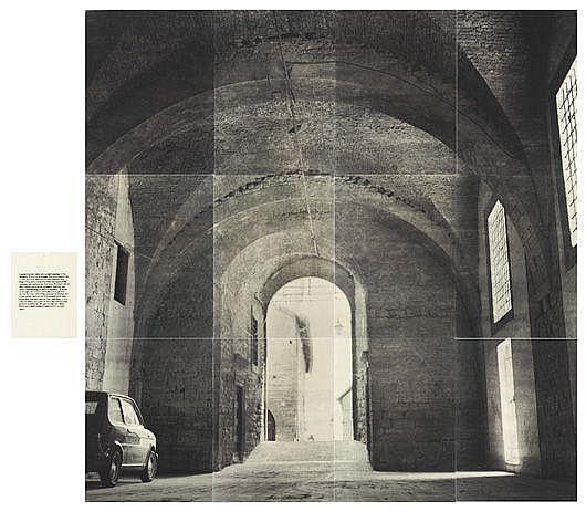 Contemporary Art:  LORNA SIMPSON The Car, 1995