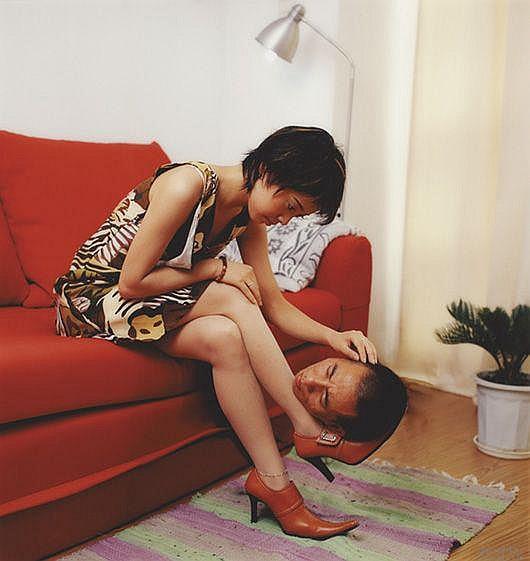 LI WEI Dream Like Love No 6, 2003