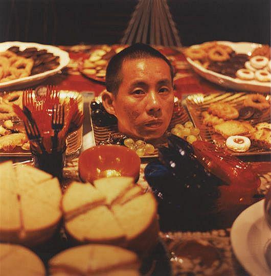 LI WEI Dinner, 2005