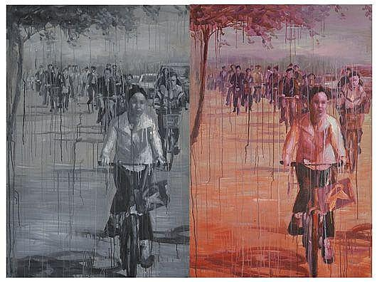 Bicycle Woman, 2007