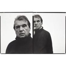 RICHARD AVEDON - Francis Bacon, artist, Paris, April 11, 1979, 1979