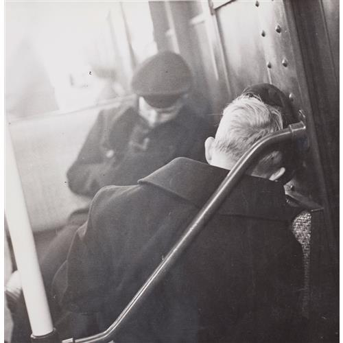 STANLEY KUBRICK - Sleep, 1946
