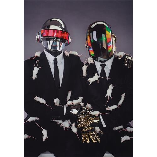 JEAN-BAPTISTE MONDINO - Daft Punk, 2001