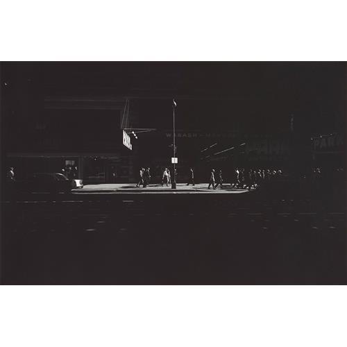 HARRY CALLAHAN - Chicago, 1958