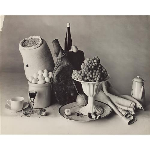 IRVING PENN - New York Still Life, 1947