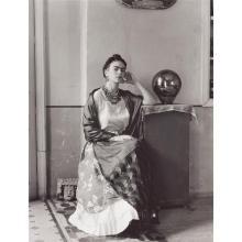 MANUEL ÁLVAREZ BRAVO - Frida Kahlo, 1930s