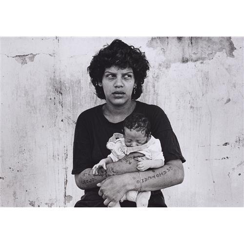 ADRIANA LESTIDO - Amalia y su Hija from Mujeres presas, 1991-1993