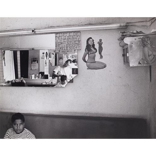 VLADIMIR SERSA - Untitled from Letreros que se ven, circa 1979
