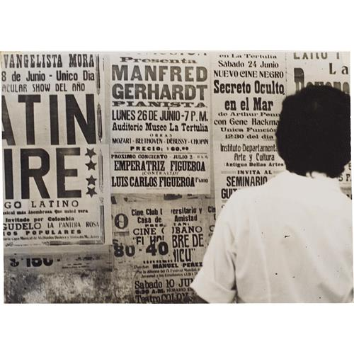 EVER ASTUDILLO - Untitled from Latin Fire, 1975-1978
