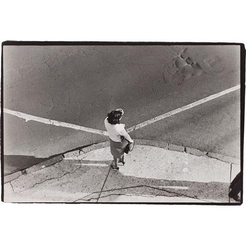 LÁZARO BLANCO - Encrucijada, D.F., 1967