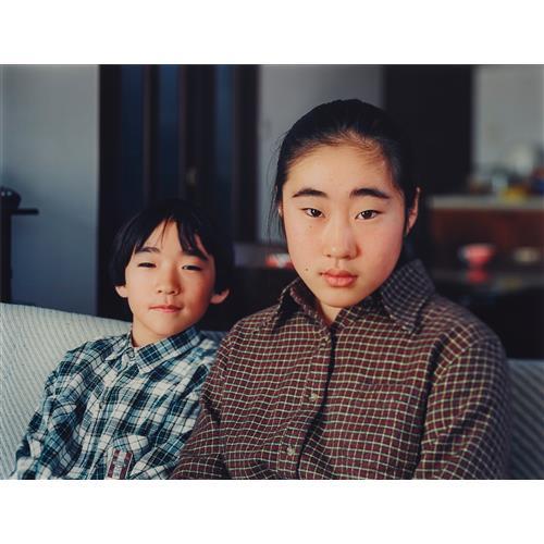 THOMAS STRUTH - Go und Ayaka Okutsu, Yamaguchi, 1996