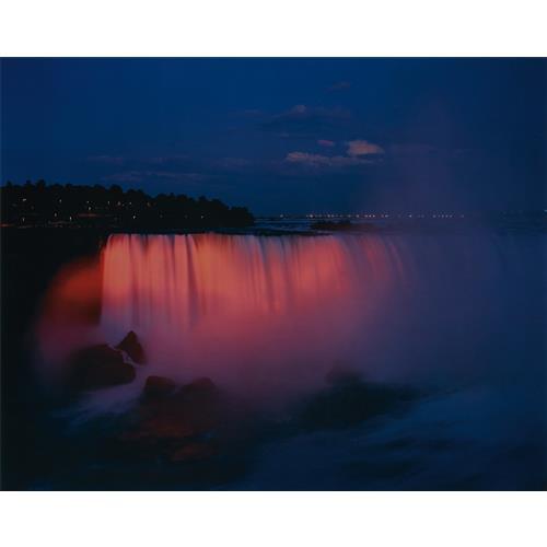 ALEC SOTH - Falls 55, 2005