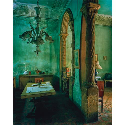 MICHAEL EASTMAN - Green Dining Room, 2002