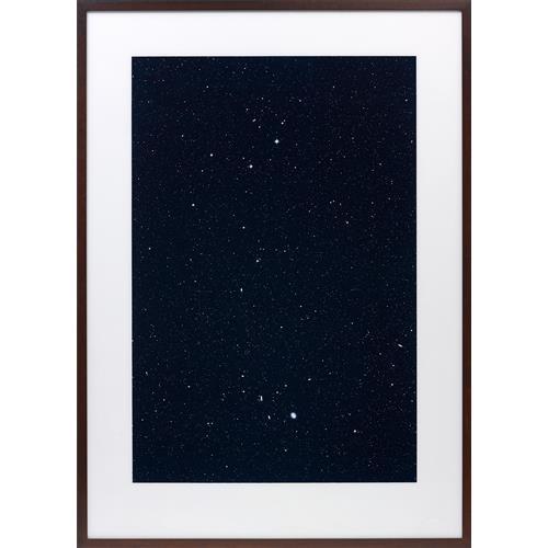THOMAS RUFF - Sterne 11h 12m/-35°, 1989