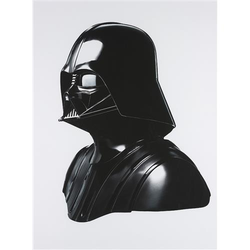 ALBERT WATSON - Darth Vader, The Original Helmet, 'Star Wars', New York City, 2005