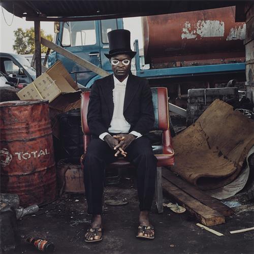 PIETER HUGO - Emeka Onu, Enugu, Nigeria from Nollywood, 2008