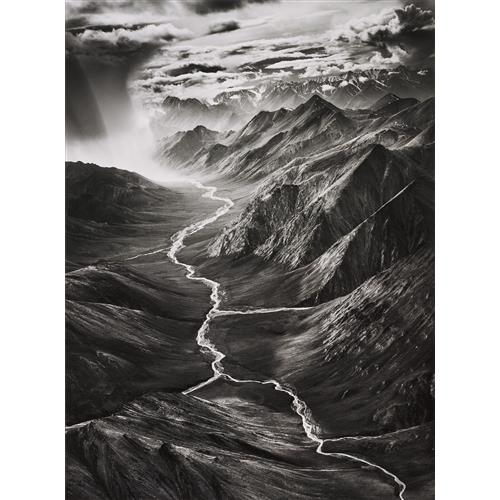 SEBASTIÃO SALGADO - The Eastern Part of the Brooks Range, Arctic National Wildlife Refuge, Alaska, USA, 2009