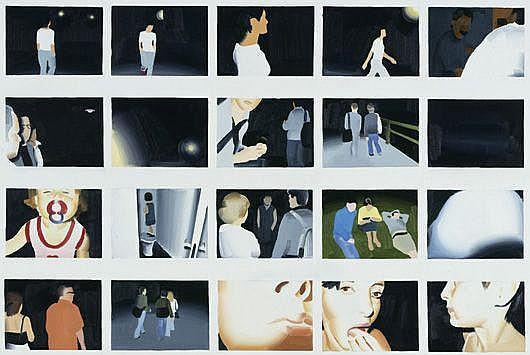 RAFAL BUJNOWSKI Photo Index (Colour 2), 2003