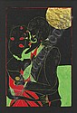 CHRIS OFILI Eye to Eye II, 2003, Chris Ofili, Click for value