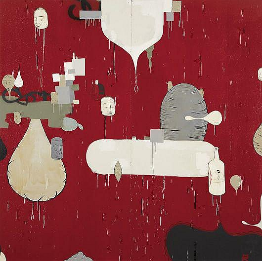 BARRY MCGEE Untitled   5, 2002