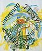 MARTIN KIPPENBERGER  Untitled, 1990, Martin Kippenberger, Click for value
